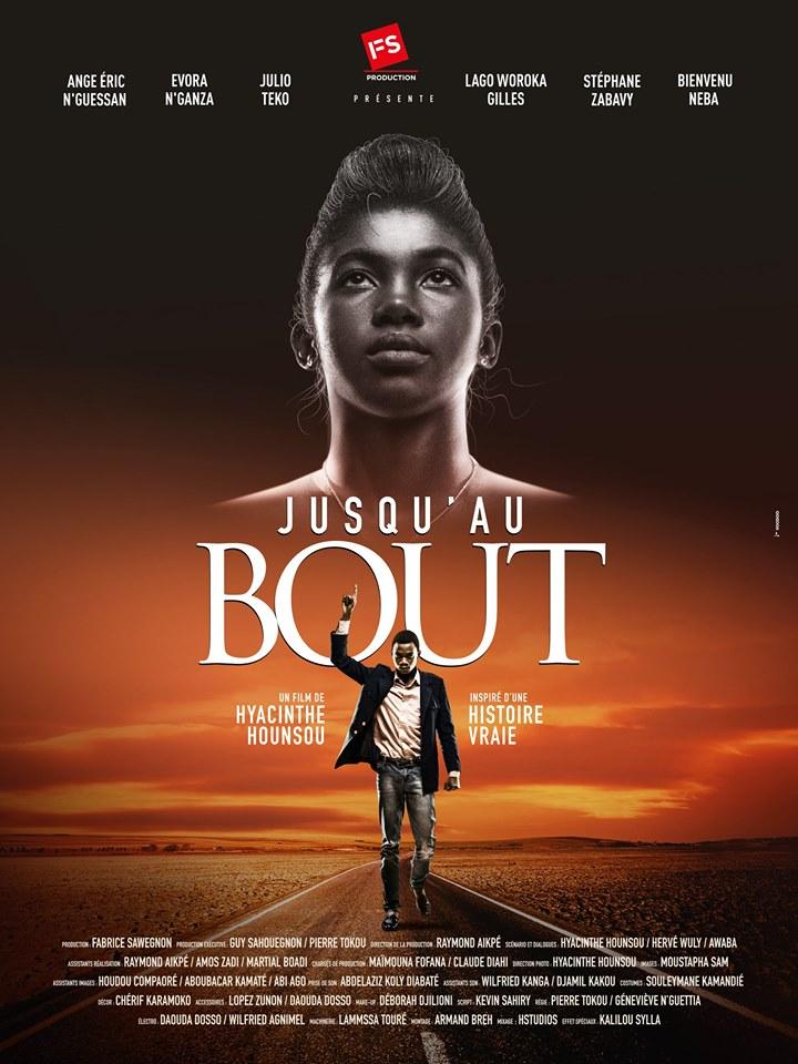 Affiche du film JUSQU'AU BOUT